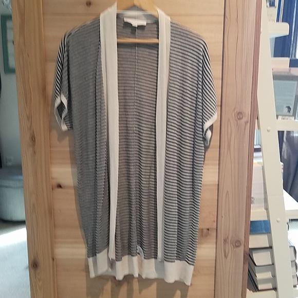 LOFT Sweaters - Loft open front-style cardigan